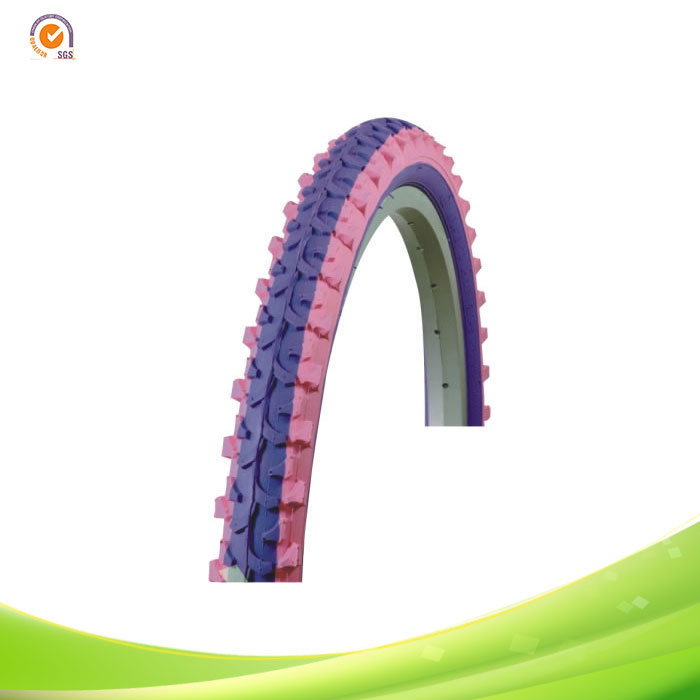 Bicycle/Bike Rubber Tires 12-26 Moutain Bicycle Tire (BT-001)