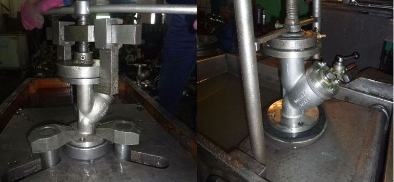 API Gate Valve with Stainless Steel Flanged End