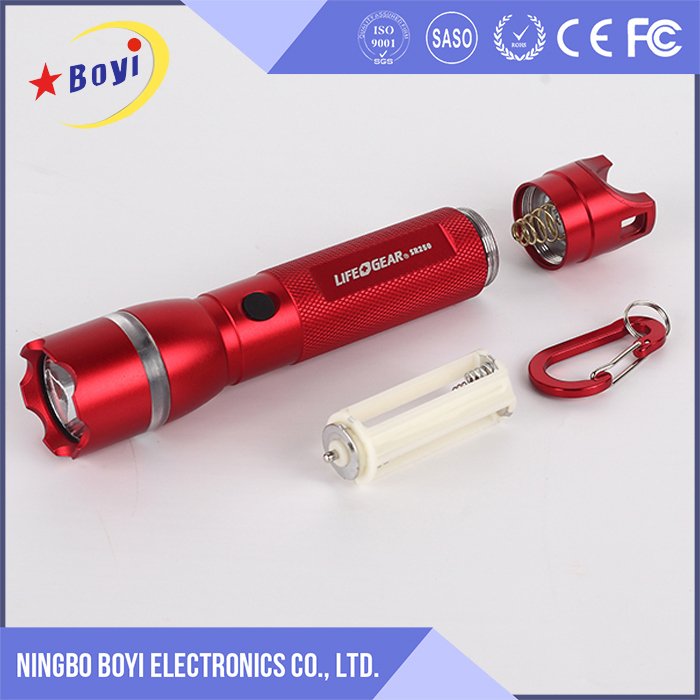 Rechargeable Heavy Duty Torch Light, Bright Light Torch