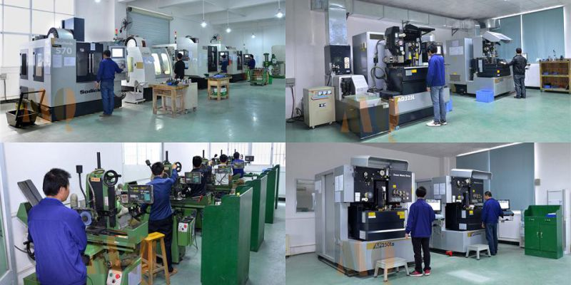 Precision Special HSS Shoulder Punch for Stamping Mold