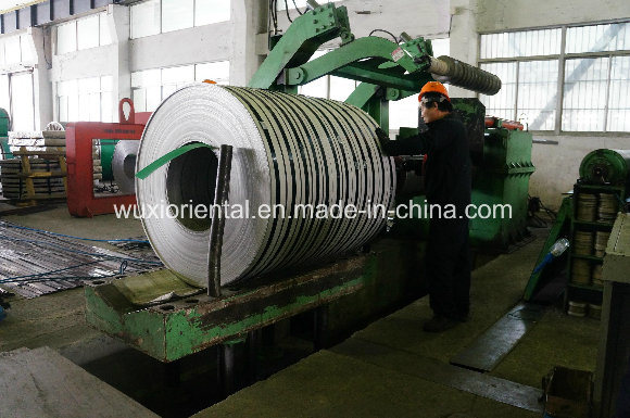 Automatic High Accuracy Steel Coil Slitting Cutting Machine Line