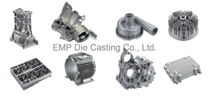OEM Aluminum Die Casting Part for Industrial Hardware