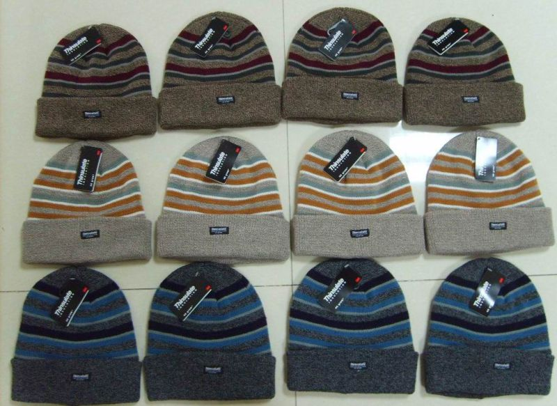 Promotion Cheap Custom Winter Warm Knitted Hat
