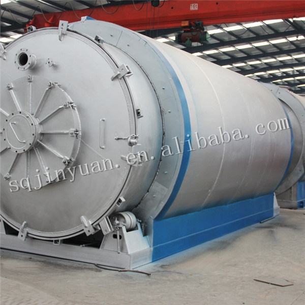Recycle Plastic Bags/ Bottles to Plastic Oil Machine (XY-7)