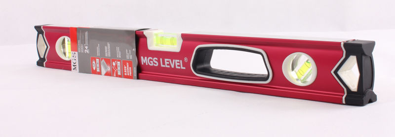Red Color Professional Box Level (700910)