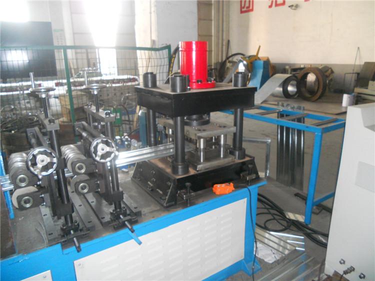 Fire Damper Blade Roll Making Production Machine Manufacturer Dubai