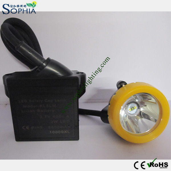 6.6ah LED Portable Light, Portable Lamp, Safety Cap Lamp