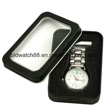 Hot Sale Quartz Medical Watches Nurse Brooch Watch for Doctor Nurses