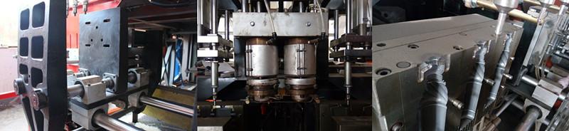 Tvs-5L Single Station Extrusion Blow Moulding Machine