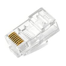 8p8c Plug RJ45 Cat5e UTP