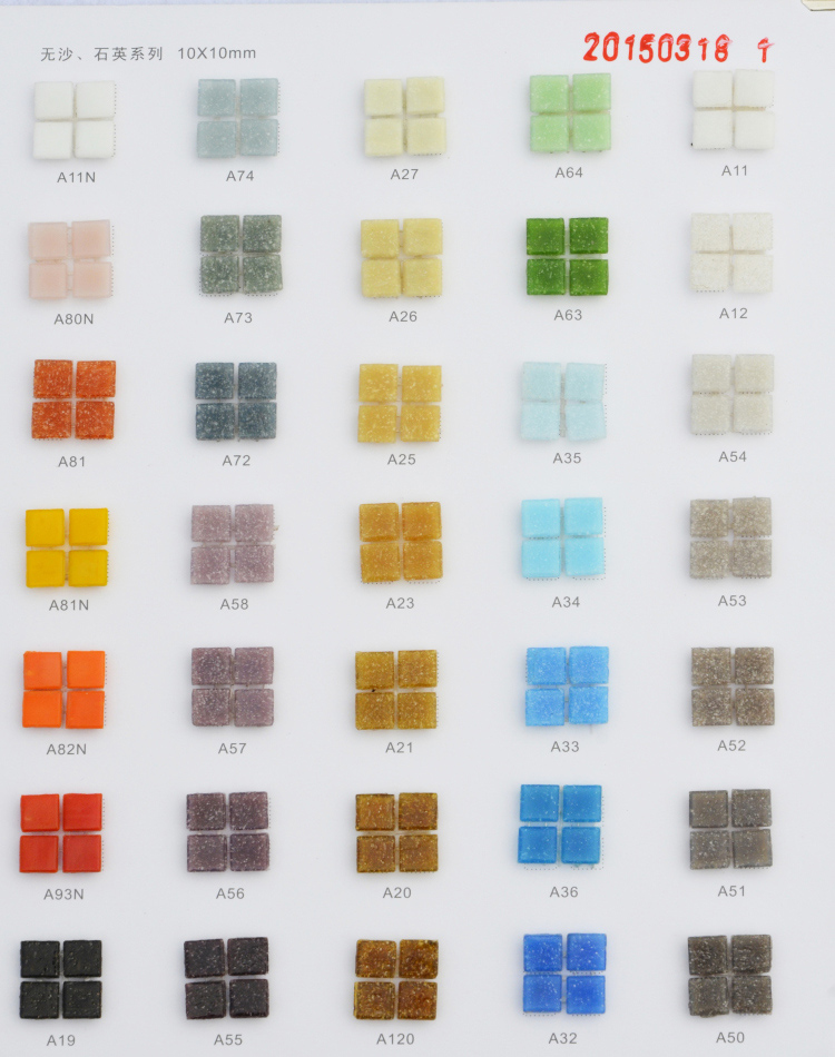 Mosaic Sample Book Withdot 10by10
