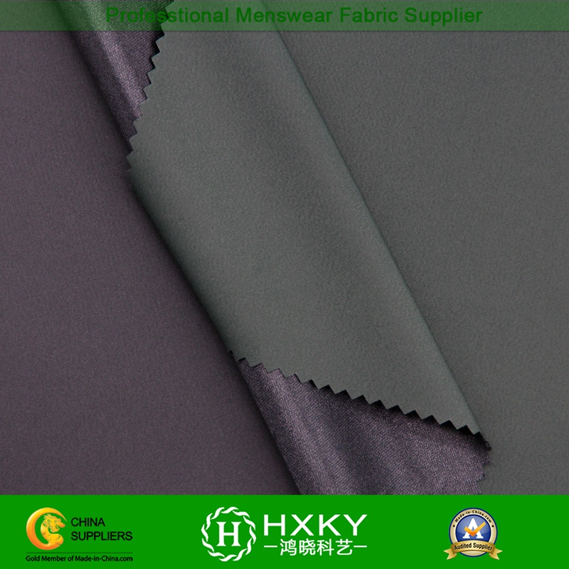 4-Way Spandex Nylon Fabric with Twill for Fashion Trench