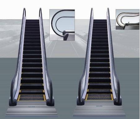 European Standard Energy-Saving Outdoor Escalator