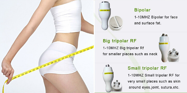Ml Mini Cavitation+RF C1 Cavitation RF Fat Reducing Slimming Machine
