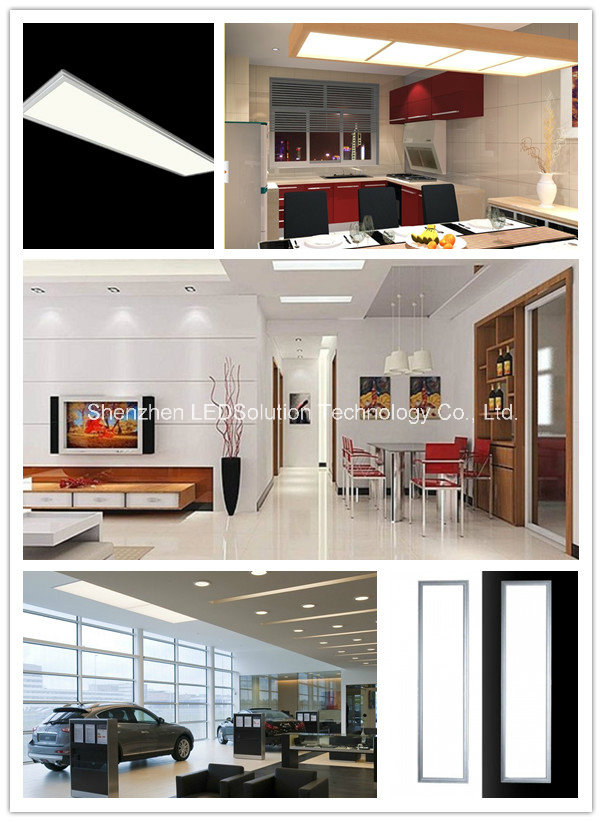 Indoor Ultra Slim Dimmable LED Ceiling Panel Light