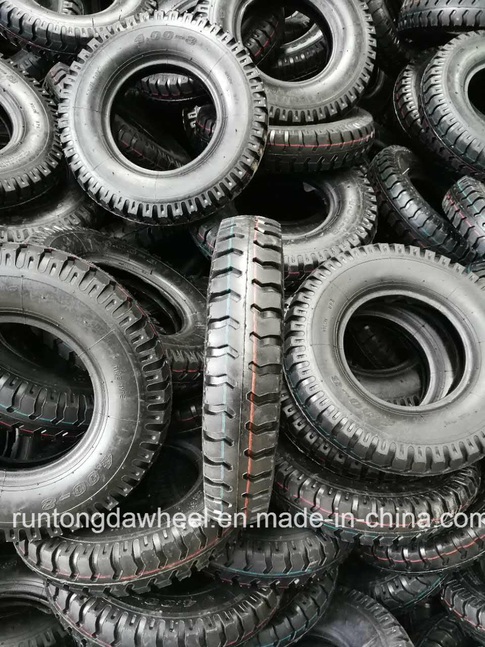 4.00-8 Good Quality Pneumatic Wheel Tire