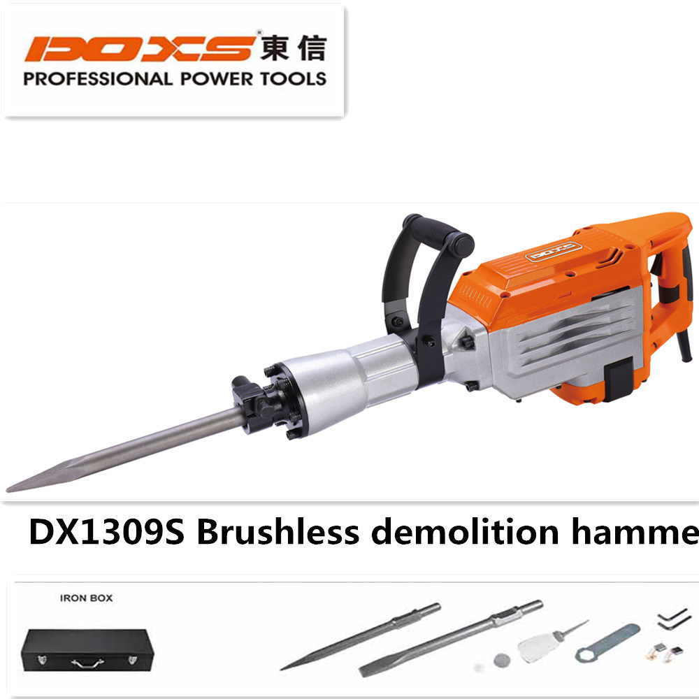 65mm Power Tool Cordless Electric Brushless Motor Hammer Drill Price