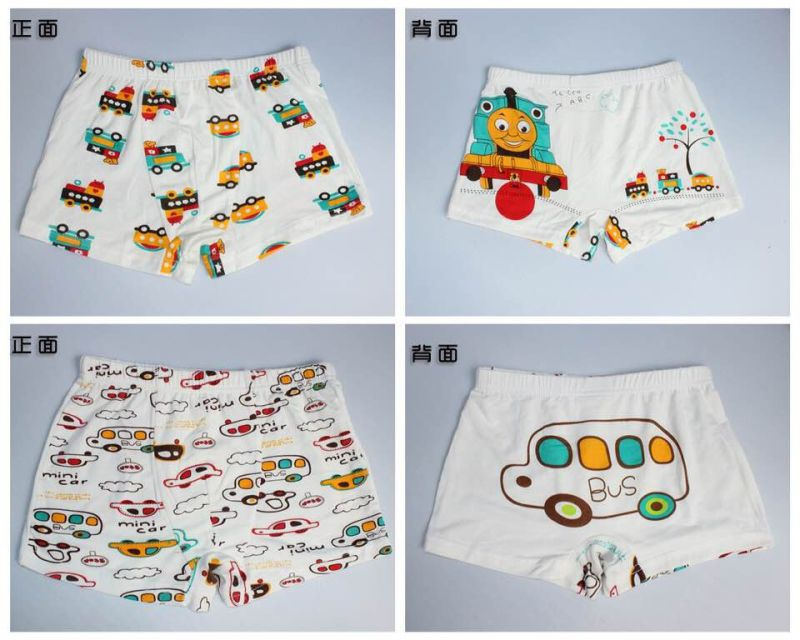 Boy Kids Underwear, Boy Underwear Models, 2-10 Years Old Boy Kids Panties
