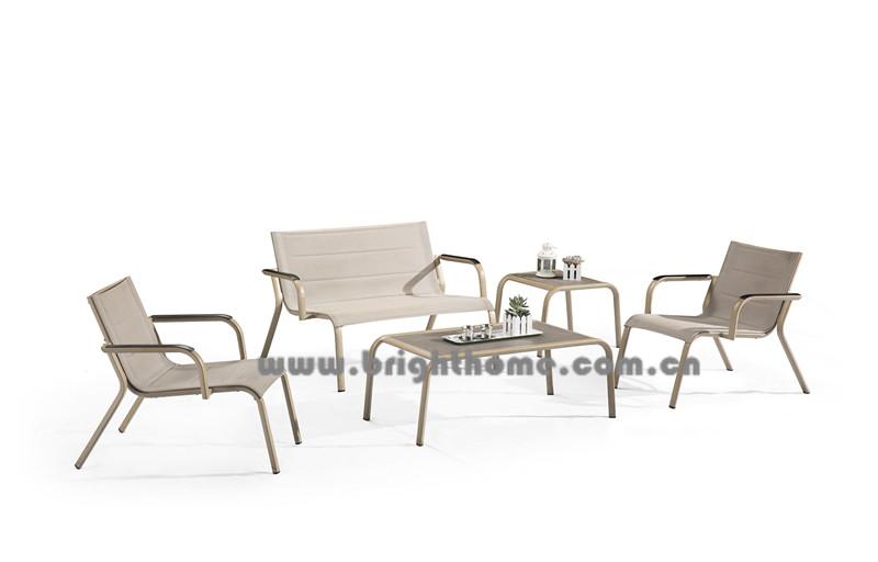 Textilene Outdoor Dining Set