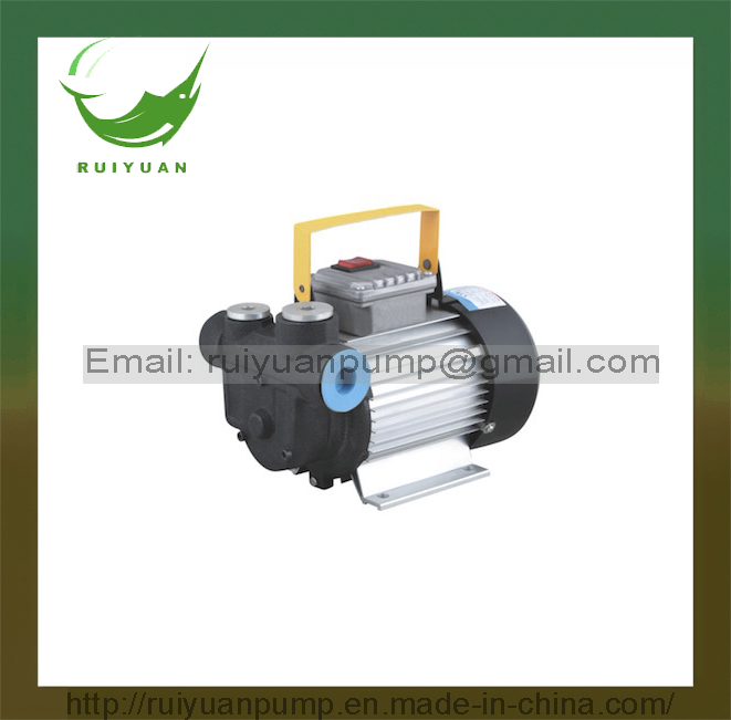 12V/24V DC Oil Electric Transfer Pump Liquid Pump