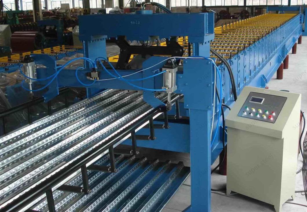 Steel Structure Galvanized Corrugated Metal Floor Decking Sheet