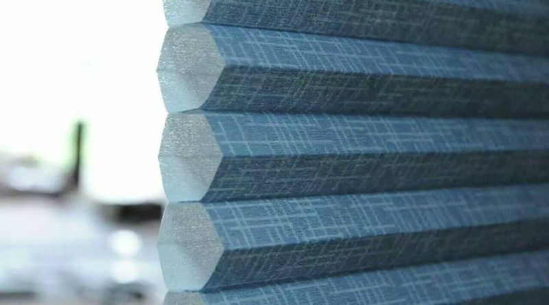 Hot Sale Half Blackout-Blackout Honeycomb Blinds Fabric