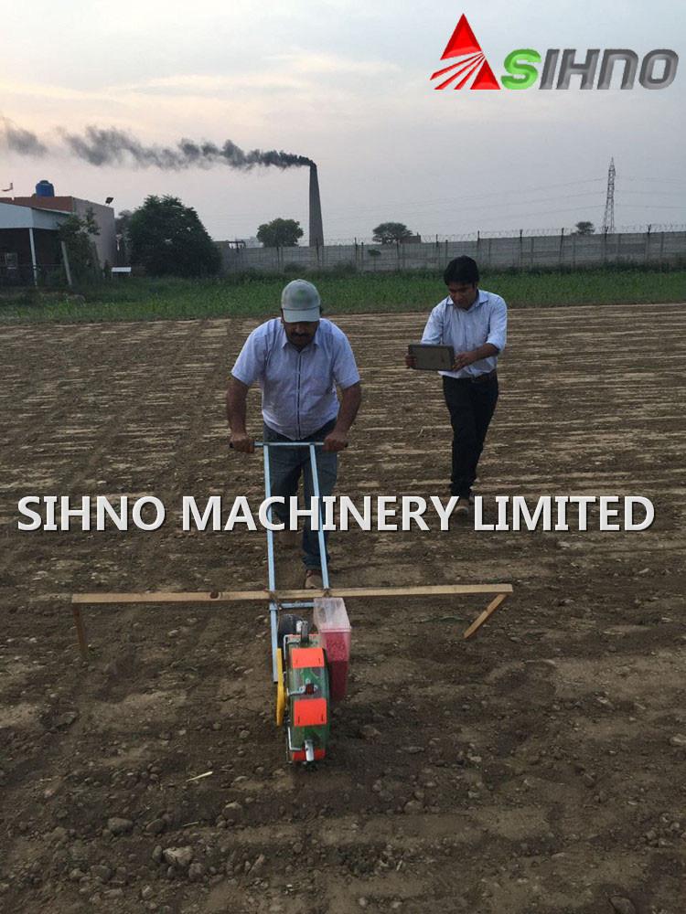 2016 New 2-Row Fertilizer Maize /Corn Seeder