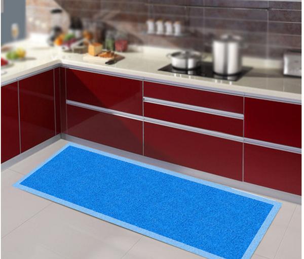 Dustproof Kitechen PVC Coil Foot Mat