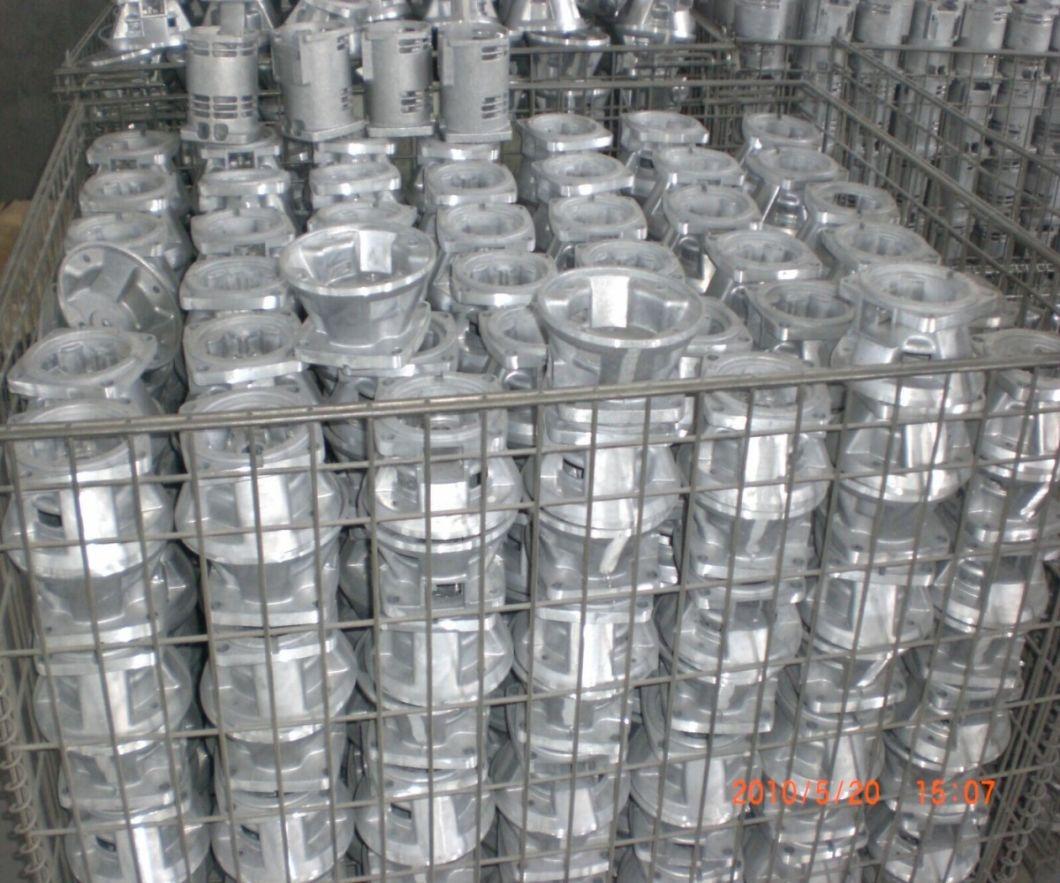 Zinc Aluminum Alloy Die Casting Part High Pressure Pump Parts