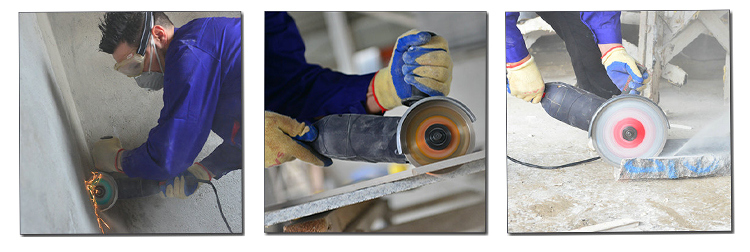 Dry Turbo Cutting Diamond Saw with Reliable Quality