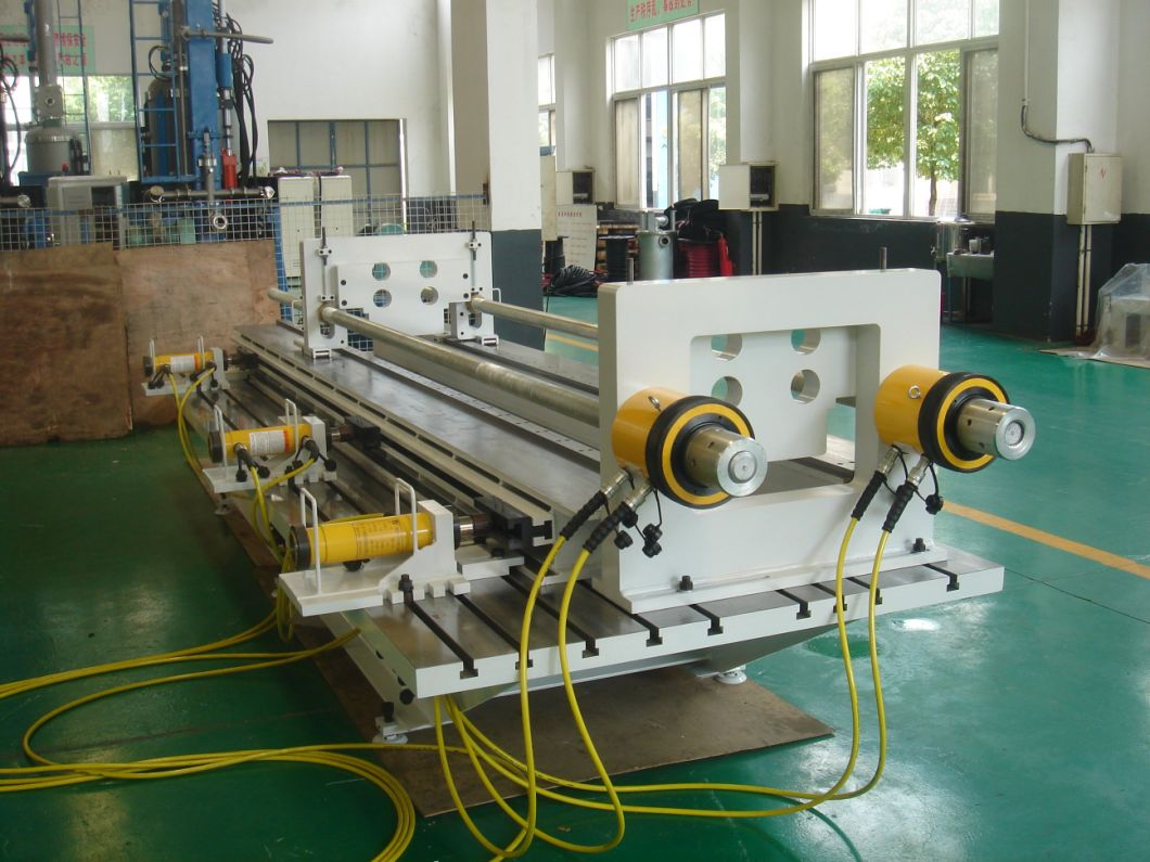 High Tonnage Double Acting Hydraulic Cylinders