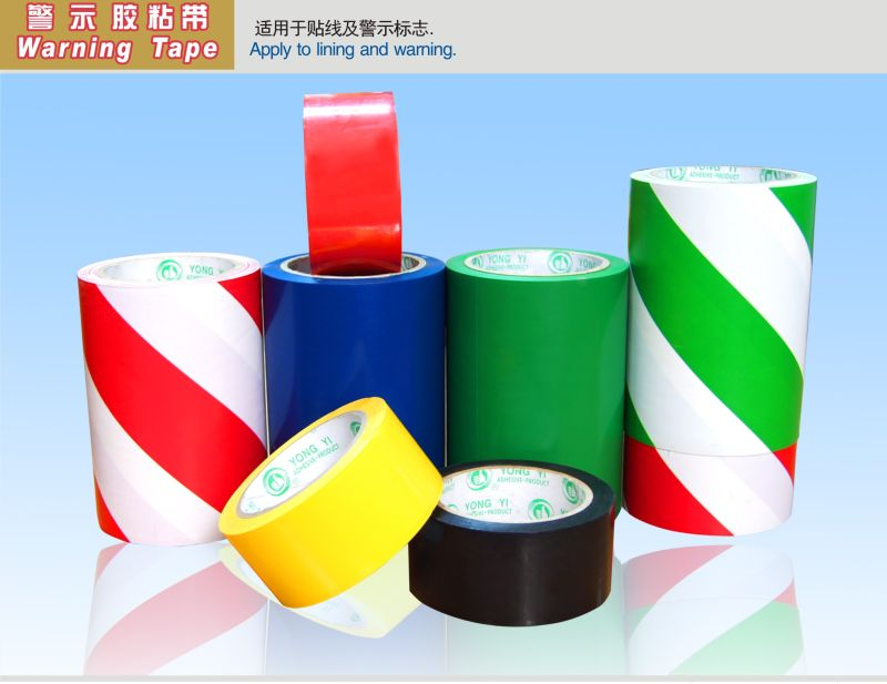 PVC Warning Tape for Floor Marking