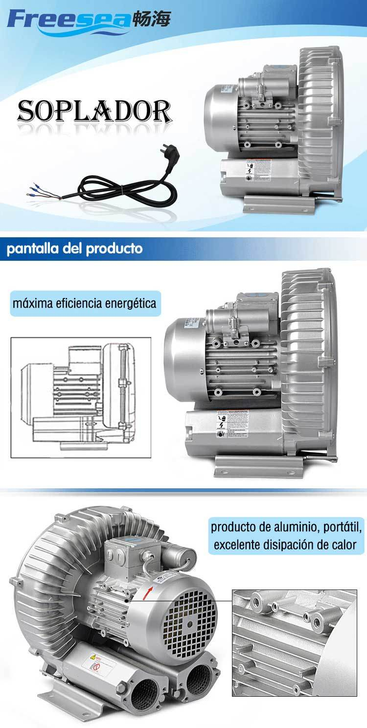 Side Channel Air Blower/ Ring Blower