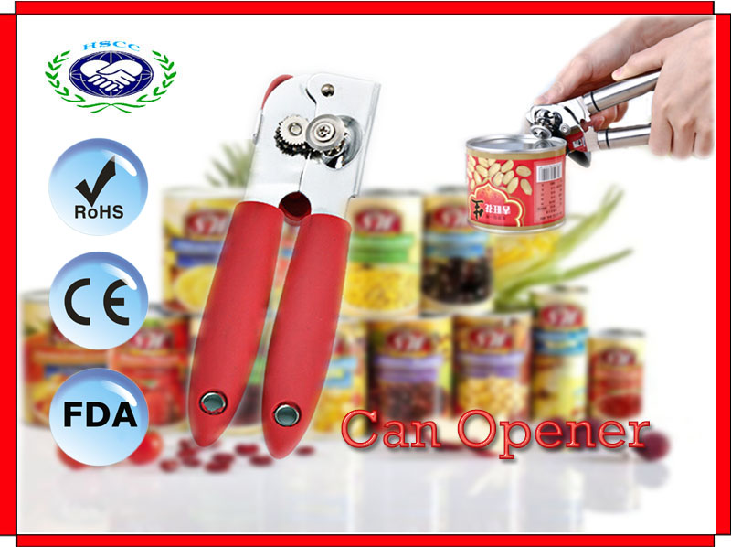 Manual Tin Opener Stainless Steel Can Opener