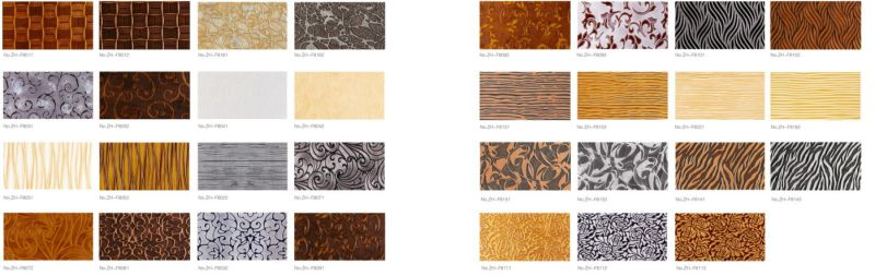 2015 New 3D Interior Embossing Wall Panel for Home Decoration (8052)