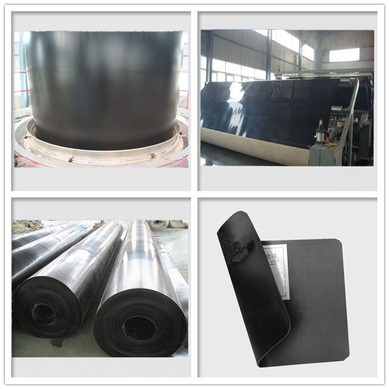 Geomembrane 30mil-60 Mil HDPE Liners for Lake Pond or Dam