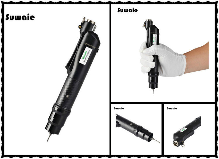 GB 1L Black Corded Brushless Automatic Full Electric Screwdriver
