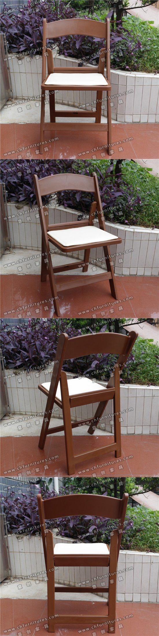 Modern Plastic Folding Garden Chair Yc-P12