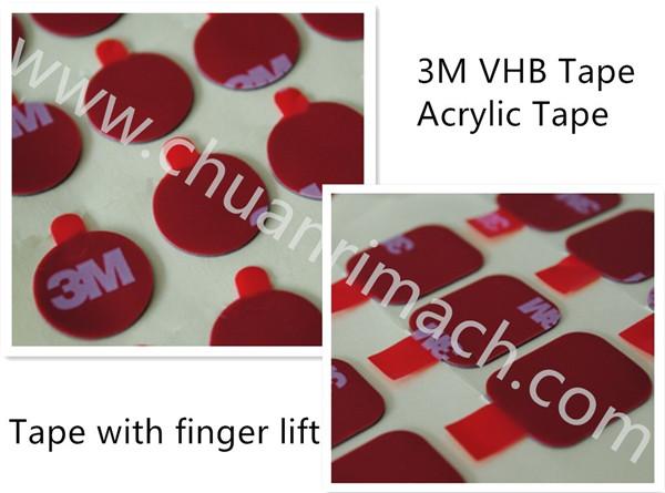 Adhesive Sticker DOT Die Cutting Machine with Punching Equipment