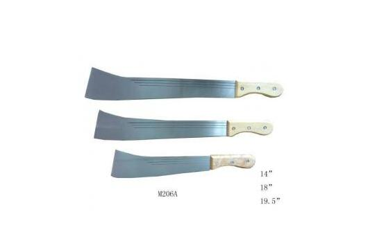 Good Quality Cutting Hand Tool Sugarcane Machete