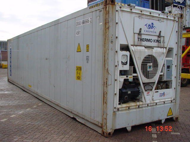 20FT / 40FT / 40hq New or Used Reefer Container Refrigerated Container for Sales From China