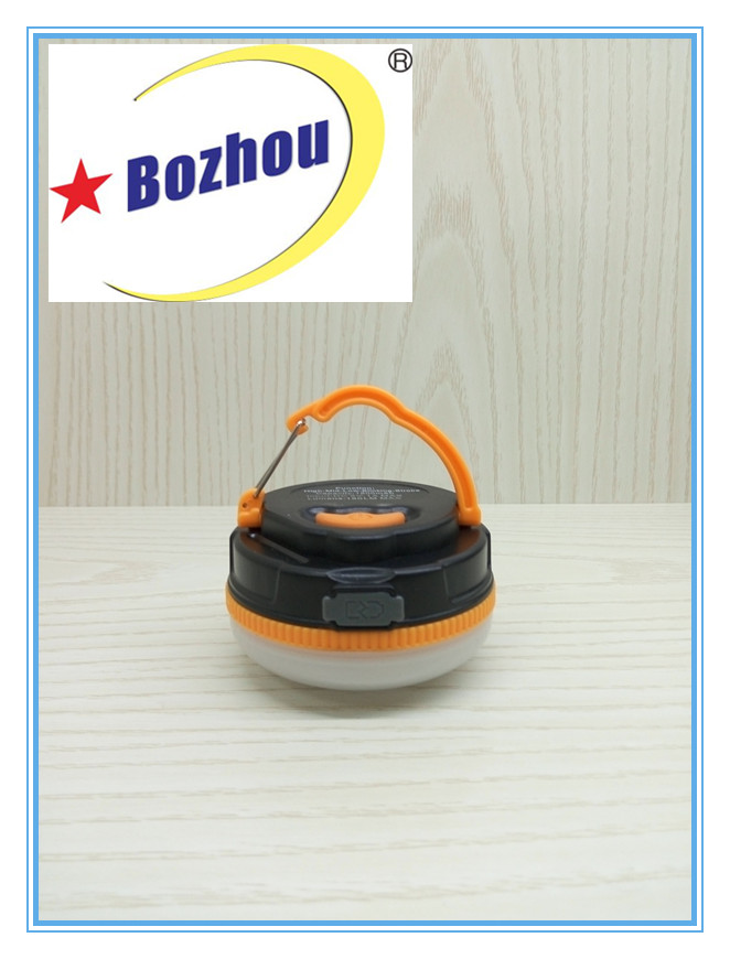 New Design 5-Mode Top Quality Camping Emergency Small Light