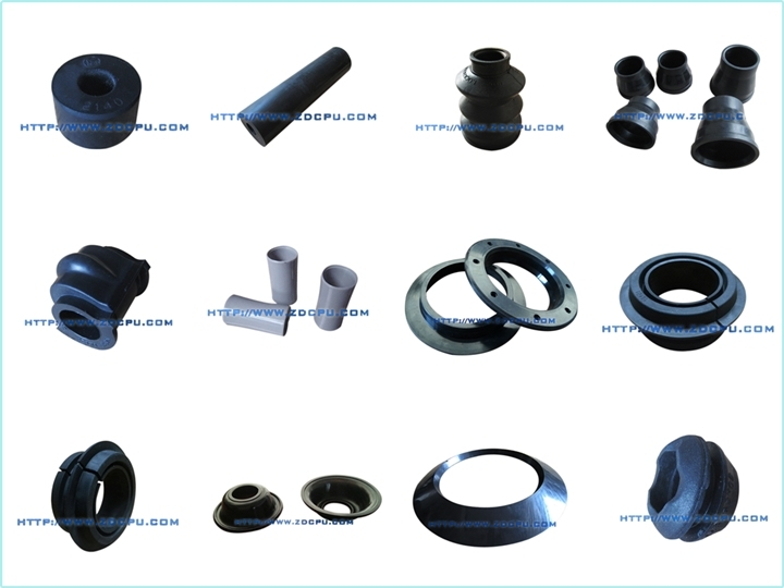 Rubber O Ring Coupling Bush / Strut Rod Bush / Spring Rubber Bush