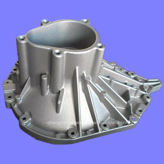 Aluminum Die Casting for Outer Shell, Customized OEM Part
