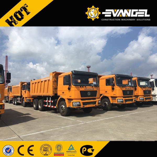 6X4 Lowest Price Brand New Camion Shacman Dump Truck Algeria for Sale