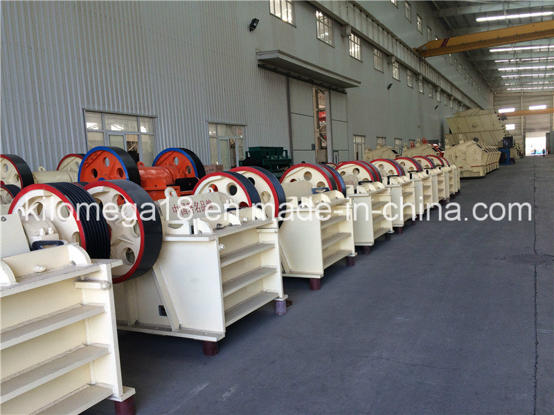 New Jaw Crusher PE Series for Exporting