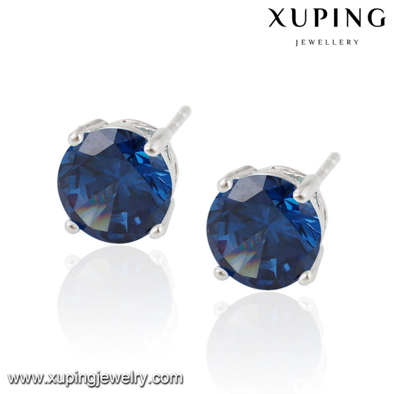 26984 Fashion Special Price Round Cubic Zirconia Jewelry Earring