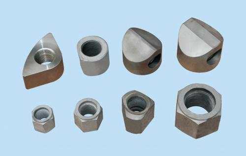 Engineering Machinery Nut Quartering Hammer Nut Hex Nut M42-M60