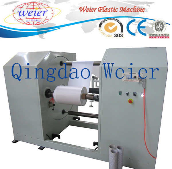 Extrusion Line for Edge Band Width 400mm with Slitting Cutter