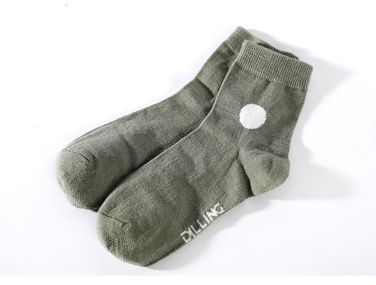 Color Newborn Baby Boy Girl Socks